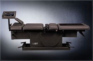 Spinal Decompression bed