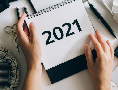 3 Healthy Resolutions for 2021